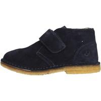 Chaussures Garçon Boots Naturino - Polacchino blu CHOCO