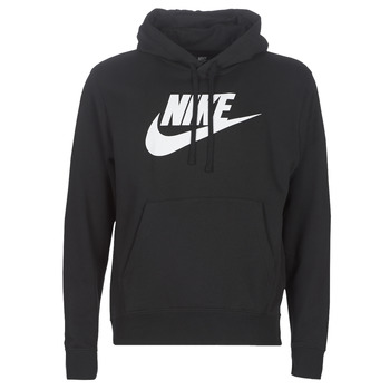 Vêtements Homme Sweats Nike M NSW CLUB HOODIE PO BB GX Noir