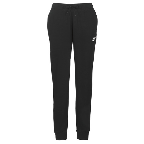 W NSW ESSNTL PANT REG FLC  Nike  pantalons de survêtement  femme  noir