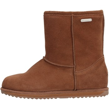 Chaussures Garçon Bottes de neige EMU - Stivale marrone camoscio K10773 MARRONE