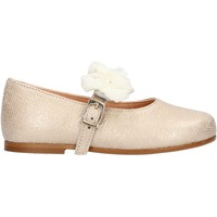 Chaussures Fille Baskets mode Clarys - Ballerina platino 1150