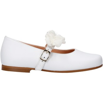 Chaussures Fille Baskets mode Clarys - Ballerina bianco 1150