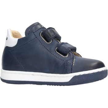 Chaussures Garçon Baskets basses Falcotto - Polacchino v blu ADAM VL BLU