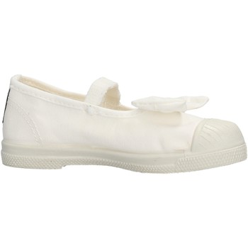 Chaussures Fille Baskets mode Natural World - Ballerina bianco 473-505