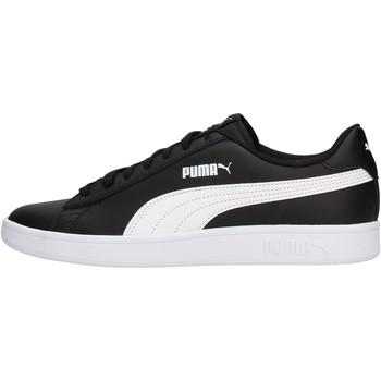Chaussures Baskets basses Puma - Smash v2 l nero/bianco 365215-04 NERO