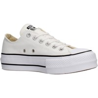 Chaussures Femme Baskets basses Converse - Ct as lift ox bianco 560251C BIANCO