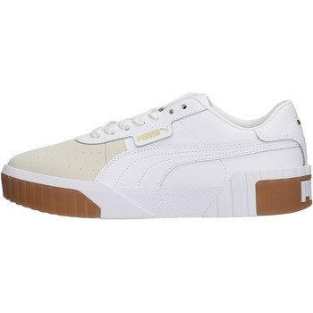 Chaussures Femme Baskets basses Puma - Cali exotic bianco 369653-01 BIANCO