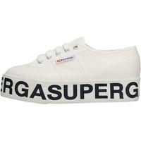 Chaussures Femme Baskets basses Superga - Sneaker bianco S00FJ80 2790 901 BIANCO