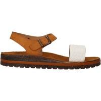 Chaussures Femme Sandales et Nu-pieds Michelle - Sandalo bianco BRASILIA1218 Multicolore