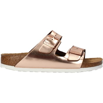 Chaussures Femme Mules Birkenstock - Arizona marrone 952093