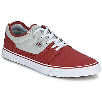 Chaussures Homme Baskets basses DC Shoes TONIK TX Rouge / Beige