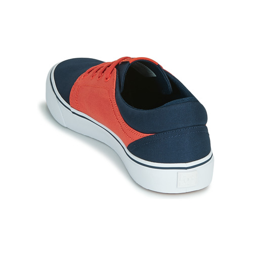 Shoes Homme Baskets Trase BleuOrange Chaussures Tx Basses Dc rdBeoCx