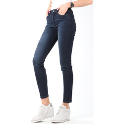 Vêtements Femme Jeans skinny Lee Scarlett High Crop Skinny Cropped L32BAIFA granatowy