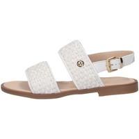 742c0cefb2219 Chaussures Fille Sandales et Nu-pieds Florens F7784004 TESS.BIANCO blanc