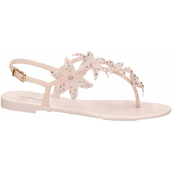 Chaussures Femme Sandales et Nu-pieds Menghi 817/GIGLIO rosa-compatto