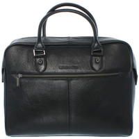 Sacs Sacs Arthur & Aston Sacoche business en cuir vachette ref_ast34379 Marron