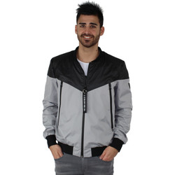 Vêtements Homme Vestes Redskins Blouson  Cross Venezuela ref_trk38721-gris-noir Gris noir