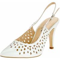 Chaussures Femme Sandales et Nu-pieds Caprice 29612 blanc
