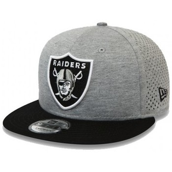 Casquette New Era CASQUETTE SHADOW TECH 9FIFTY OAKLAND RAIDERS / GRIS