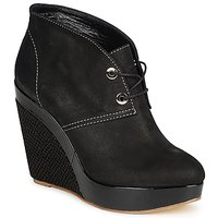 Chaussures Femme Low boots Gaspard Yurkievich C4-VAR8 Noir