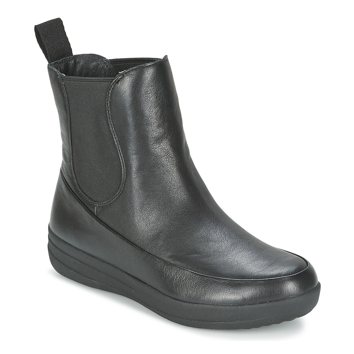 FitFlop FF-LUX CHELSEA BOOT Noir