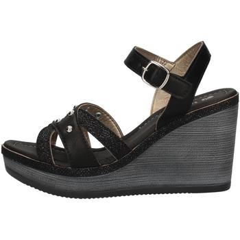 Chaussures Femme Sandales et Nu-pieds Inblu IK 2 NOIR