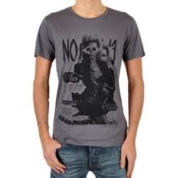 Vêtements Homme T-shirts & Polos Eleven Paris T-Shirt Ed Kat Rock Gris