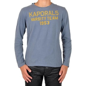 T-shirt enfant Kaporal Tee Shirt Enfant Manches Longues Alban