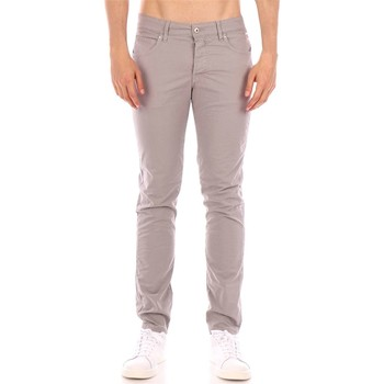 Vêtements Homme Pantalons 5 poches Roy Rogers 529 PUNTINO Gris