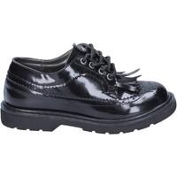 Chaussures Fille Derbies Enrico Coveri élégantes cuir synthétique noir