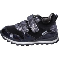 Chaussures Fille Baskets basses Enrico Coveri sneakers velours noir