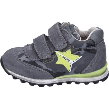 Enrico Coveri Enfant Sneakers Daim