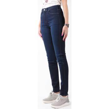 Vêtements Femme Jeans skinny Lee Scarlett High L626AYNA granatowy