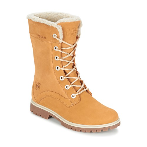 Chaussures Femme Bottes de neige Helly Hansen OTHILIA Camel