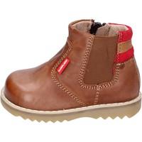 Chaussures Garçon Boots Balducci bottines cuir marron