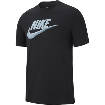 Vêtements Homme T-shirts manches courtes Nike - T-Shirt Brand Mark - AR4993 Noir