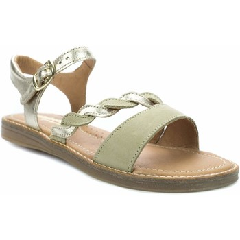 Chaussures Fille Sandales et Nu-pieds Babybotte Kourone vert