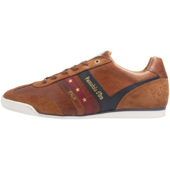 Chaussures Homme Baskets basses Pantofola d'Oro VASTO UOMO LOW Tortoise Shell Marron