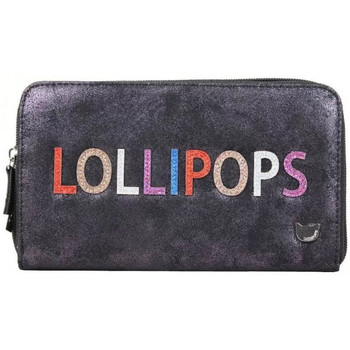 Sacs Femme Portefeuilles Lollipops Grand portefeuille  Vogue Cash 21400 Noir