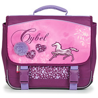 Sacs Fille Cartables Back To School CYBEL CARTABLE 38 CM Rose