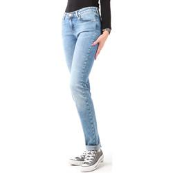 Vêtements Femme Jeans skinny Wrangler Slim Best Blue W28LX794O niebieski