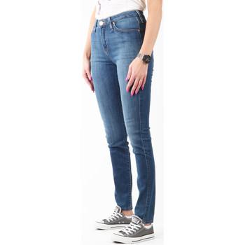 Vêtements Femme Jeans skinny Lee Scarlett High L626SVMK granatowy