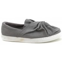 Chaussures Femme Baskets mode Cendriyon Baskets Gris Chaussures Femme Gris