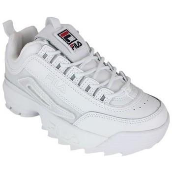 Chaussures Fila disruptor ii patches wmn white