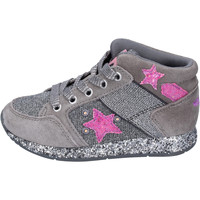 Chaussures Fille Baskets montantes Lelli Kelly sneakers daim gris