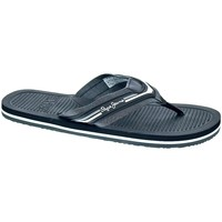 Chaussures Homme Tongs Pepe jeans Off Beach Negro