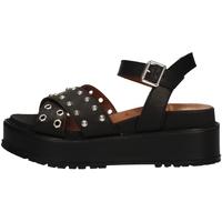 Chaussures Femme Sandales et Nu-pieds Lumberjack SW43706-004 NOIR