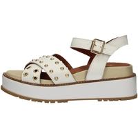 Chaussures Femme Sandales et Nu-pieds Lumberjack SW43706-004 BLANC