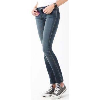Vêtements Femme Jeans skinny Wrangler Courtney Storm Break W23SP536V granatowy