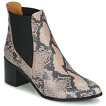 Chaussures Femme Bottines Emma Go GUNNAR Beige